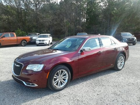 Velvet Red Pearl 2019 Chrysler 300 Touring