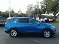 Chevrolet Equinox Premier Kinetic Blue Metallic photo #6