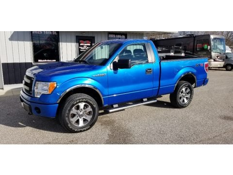 American Auto Brokers >> 2018 Ford F150 XLT SuperCab 4x4 in Lightning Blue for sale - D06626 | All American Automobiles ...