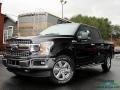 Ford F150 XLT SuperCrew 4x4 Agate Black photo #1