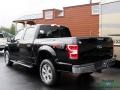 Ford F150 XLT SuperCrew 4x4 Agate Black photo #3