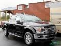 Ford F150 XLT SuperCrew 4x4 Agate Black photo #7