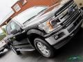 Ford F150 XLT SuperCrew 4x4 Agate Black photo #34