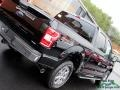 Ford F150 XLT SuperCrew 4x4 Agate Black photo #35