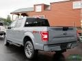 Ford F150 XLT SuperCrew 4x4 Abyss Gray photo #3