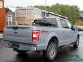 Ford F150 XLT SuperCrew 4x4 Abyss Gray photo #5