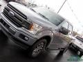 Ford F150 XLT SuperCrew 4x4 Abyss Gray photo #33