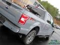 Ford F150 XLT SuperCrew 4x4 Abyss Gray photo #35