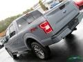 Ford F150 XLT SuperCrew 4x4 Abyss Gray photo #36