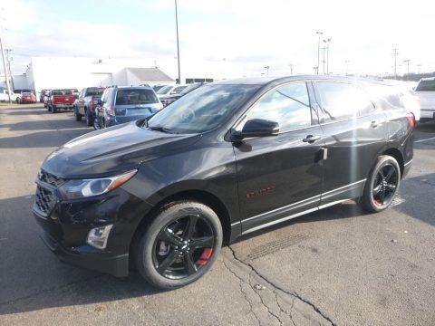 Mosaic Black Metallic 2019 Chevrolet Equinox LT AWD