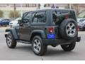 Jeep Wrangler Sport 4x4 Black photo #5