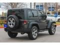 Jeep Wrangler Sport 4x4 Black photo #7