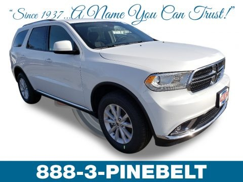 White Knuckle 2019 Dodge Durango SXT AWD