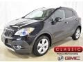 Buick Encore Convenience AWD Carbon Black Metallic photo #1