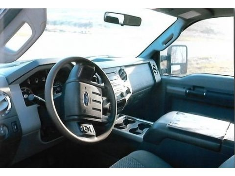 Dark Blue Pearl Metallic 2012 Ford F250 Super Duty XLT Crew Cab 4x4