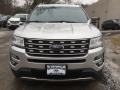 Ford Explorer XLT 4WD Ingot Silver Metallic photo #2