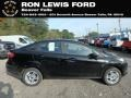 Ford Fiesta SE Sedan Shadow Black photo #1