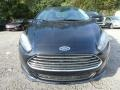 Ford Fiesta SE Sedan Shadow Black photo #7