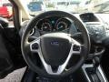 Ford Fiesta SE Sedan Shadow Black photo #16
