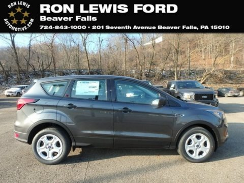 Magnetic 2019 Ford Escape S