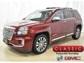 GMC Terrain Denali AWD Crimson Red Tintcoat photo #1