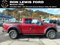 Ford F150 SVT Raptor SuperCab 4x4 Ruby Red photo #1