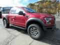 Ford F150 SVT Raptor SuperCab 4x4 Ruby Red photo #8