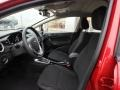 Ford Fiesta SE Sedan Hot Pepper Red photo #9