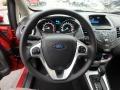Ford Fiesta SE Sedan Hot Pepper Red photo #17