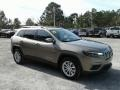 Jeep Cherokee Latitude Light Brownstone Pearl photo #7