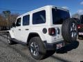 Jeep Wrangler Unlimited Sahara 4x4 Bright White photo #4