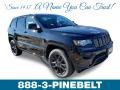 Jeep Grand Cherokee Altitude 4x4 Diamond Black Crystal Pearl photo #1