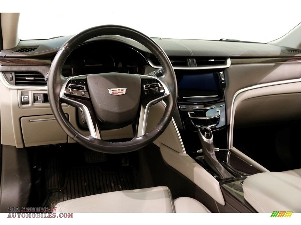 2017 XTS Luxury AWD - Phantom Gray Metallic / Medium Titanium w/Jet Black Accents photo #6