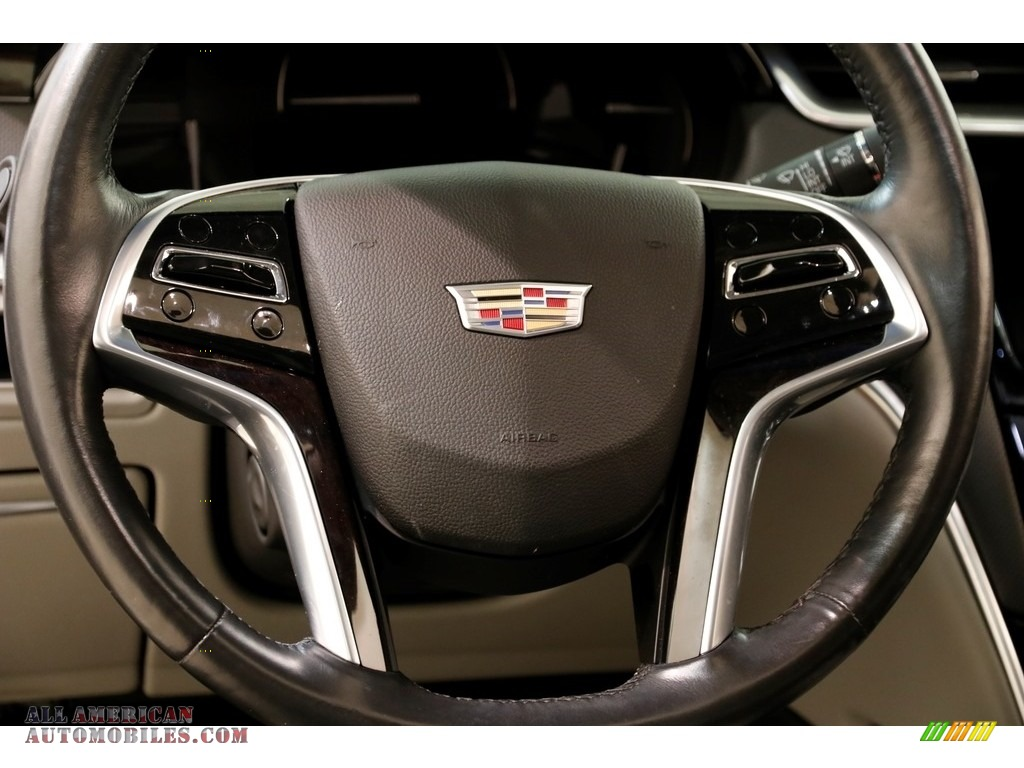 2017 XTS Luxury AWD - Phantom Gray Metallic / Medium Titanium w/Jet Black Accents photo #7
