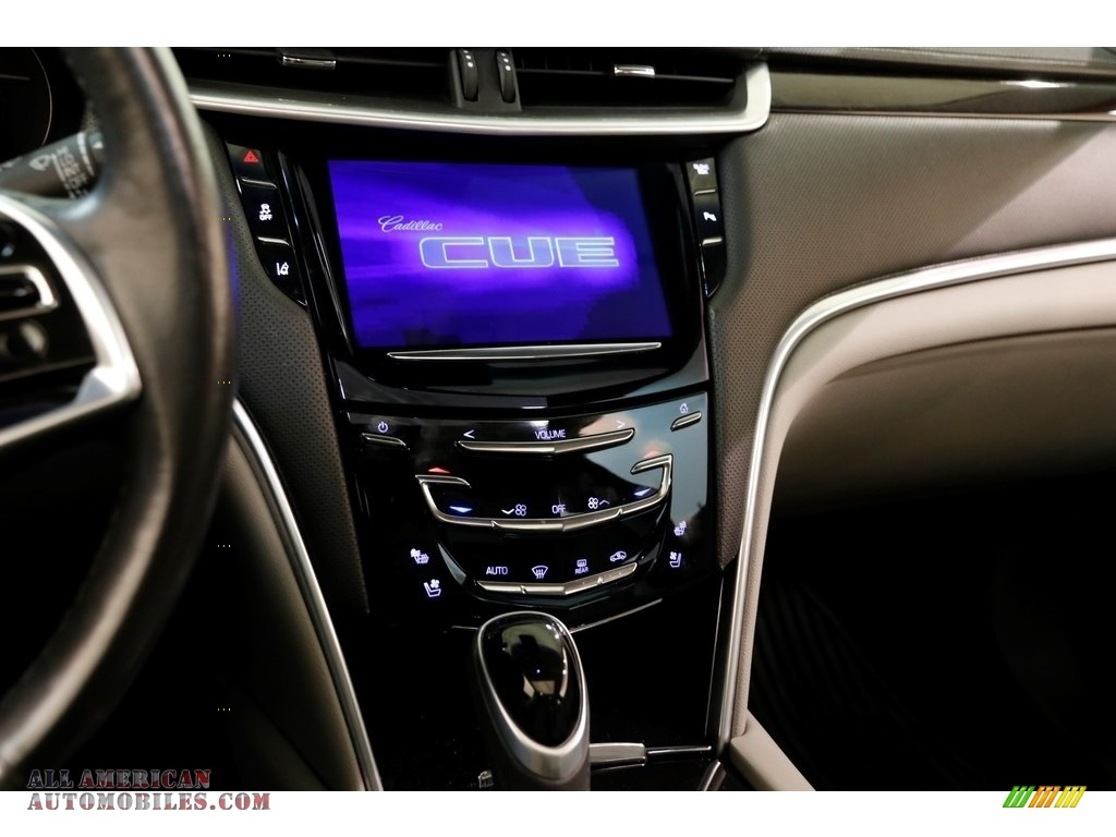 2017 XTS Luxury AWD - Phantom Gray Metallic / Medium Titanium w/Jet Black Accents photo #9