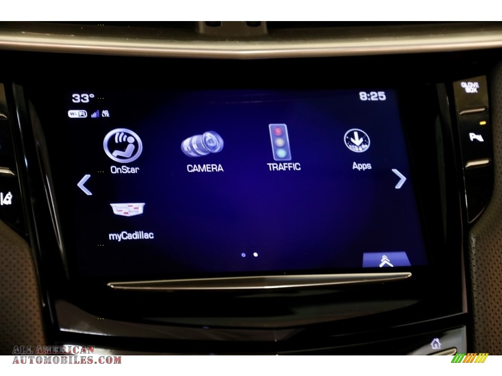 2017 XTS Luxury AWD - Phantom Gray Metallic / Medium Titanium w/Jet Black Accents photo #11