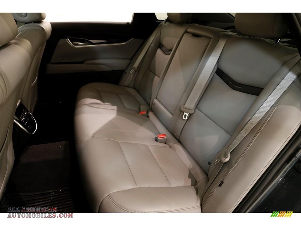 2017 XTS Luxury AWD - Phantom Gray Metallic / Medium Titanium w/Jet Black Accents photo #19