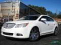 Buick LaCrosse CXL Summit White photo #1