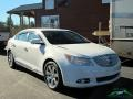 Buick LaCrosse CXL Summit White photo #7