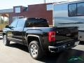 GMC Sierra 1500 SLT Crew Cab 4x4 Onyx Black photo #3