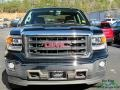 GMC Sierra 1500 SLT Crew Cab 4x4 Onyx Black photo #4