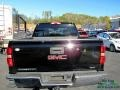 GMC Sierra 1500 SLT Crew Cab 4x4 Onyx Black photo #5