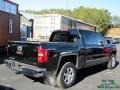 GMC Sierra 1500 SLT Crew Cab 4x4 Onyx Black photo #6
