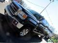 GMC Sierra 1500 SLT Crew Cab 4x4 Onyx Black photo #29
