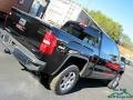 GMC Sierra 1500 SLT Crew Cab 4x4 Onyx Black photo #31
