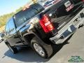 GMC Sierra 1500 SLT Crew Cab 4x4 Onyx Black photo #32