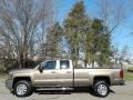 Chevrolet Silverado 2500HD LT Double Cab 4x4 Brownstone Metallic photo #1