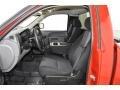 GMC Sierra 1500 Regular Cab 4x4 Fire Red photo #7