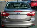 Ford Focus SE Sedan Sterling Gray photo #4
