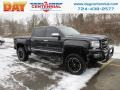 GMC Sierra 1500 SLT Crew Cab 4WD Onyx Black photo #1